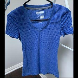 $12 Adidas climacool sports workout T-shirt